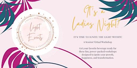 LIGHT Events (Virtual) tickets