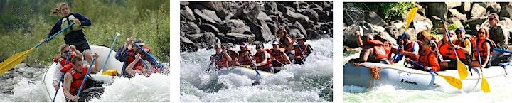 Kula Academy Summer School: River Rafting 101 image