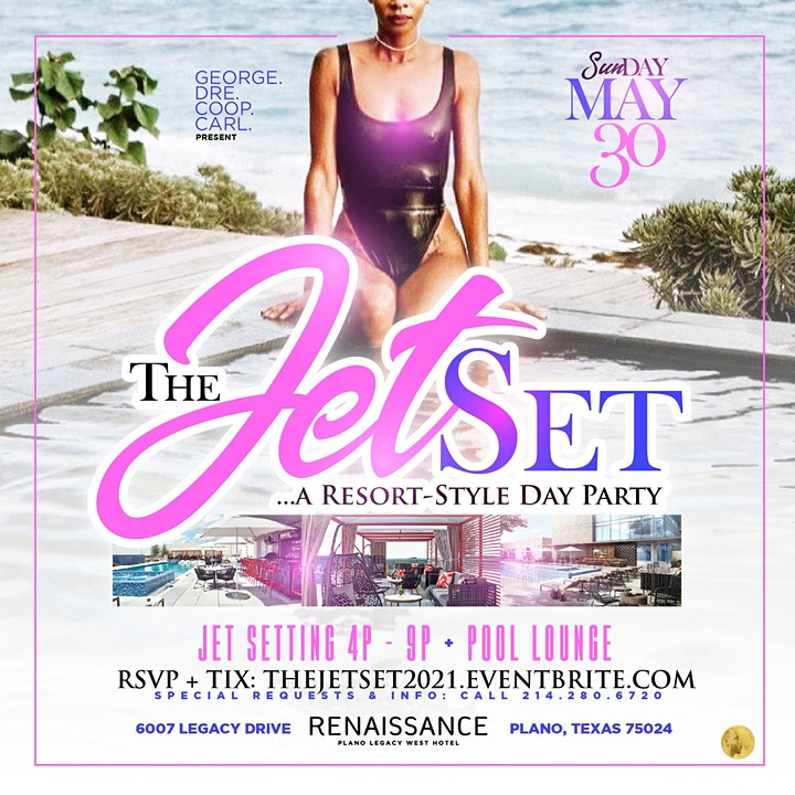 The JetSet...a Resort-Style DAY Party image