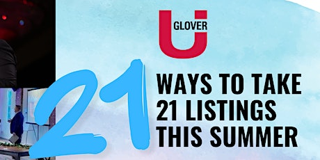21 Ways to Take 21 Listings this Summer tickets