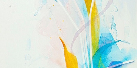 Access Creativity Through Abstract Watercolor with Luz Donahue  Week 1 tickets