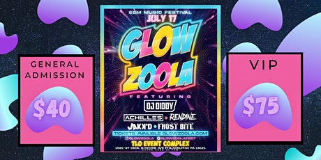 Glowzoola tickets