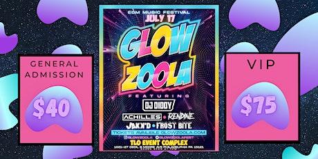 Glowzoola tickets