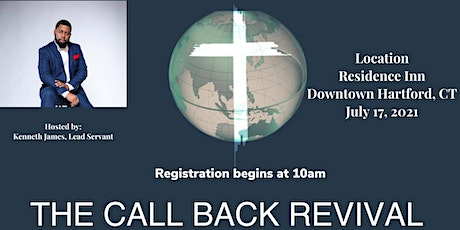 THE CALL BACK REVIVAL tickets