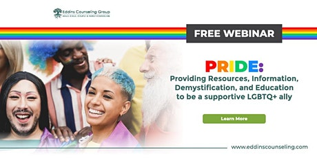 PRIDE:  Providing Resources, Information, Demystification, and Education tickets
