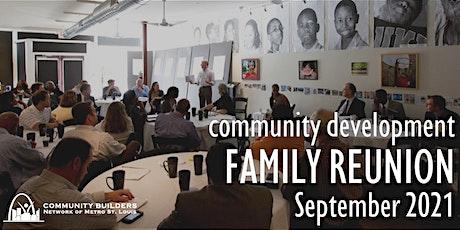 CBN 2021 Community Development Family Reunion tickets