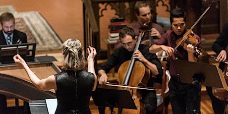 Bach's Double Violin Concerto tickets