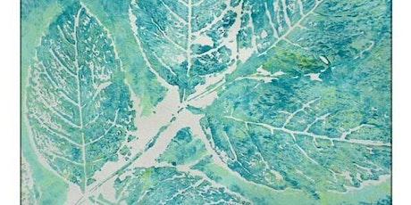 Botanical Printmaking tickets