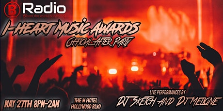 iHeartRadio Official 2021 Music Awards After-Party  Mixer Hollywood tickets