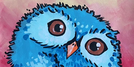 Creative Critters on Canvas- Painting Class for Kids tickets