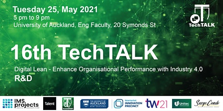 TechTalk #16 - Research and Development (R&D) tickets