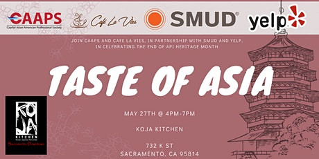 Taste of Asia Close Off Event tickets