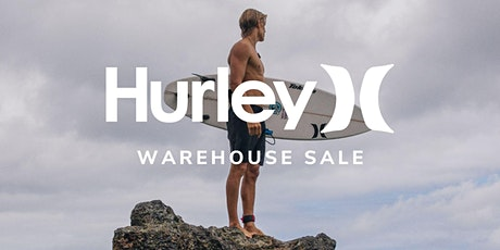Hurley Warehouse Sale - Santa Ana, CA tickets