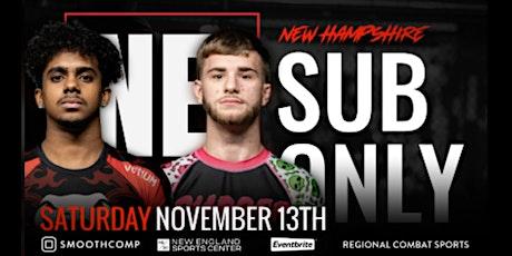 NE SubOnly - New Hampshire tickets