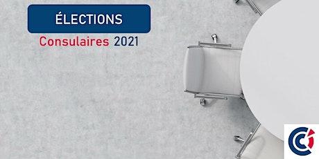 Présentation des candidats aux prochaines élections consulaires - Québec billets