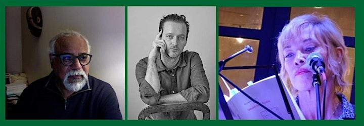 Image pour Ivy Writers Paris avec Hocine Tandjaoui, Roxana Paez, Rufo Quintavalle