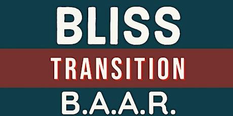 Bliss Transition B.A.A.R. boletos