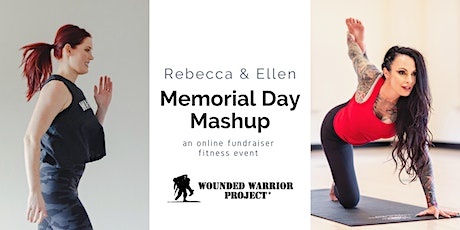 Memorial Day Mashup | Virtual Group Fitness Class tickets