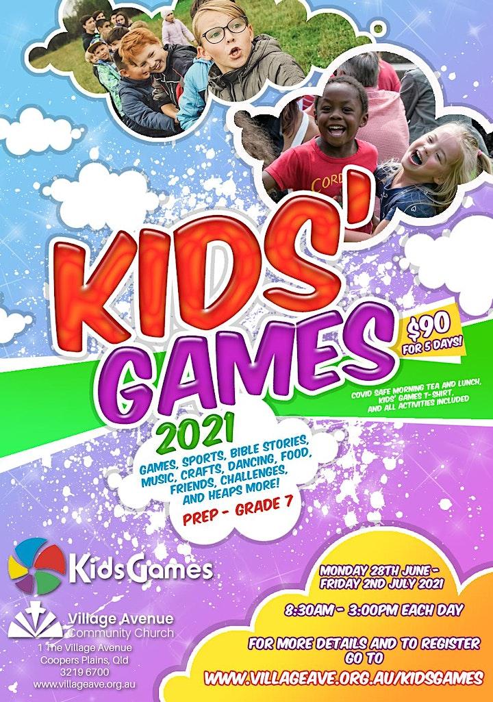 Kids Games image
