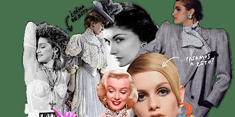 Masterclass: La evolución de la moda: De la Belle Epoque al Fast Fashion boletos