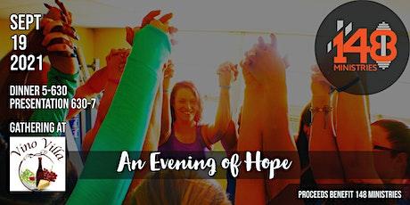 An Evening of Hope tickets