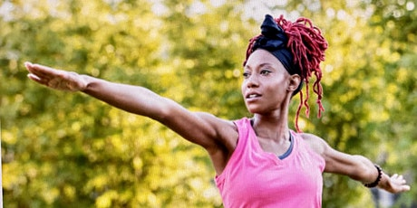 Live UNAPOLOGETICALLY BLACK YOGA for Black People in the park tickets