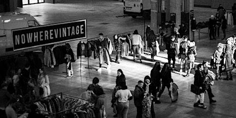 Nowhere Vintage Kilo Sale ■ Wien Tickets