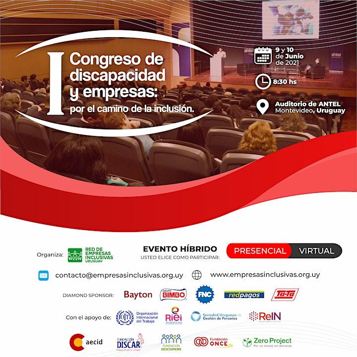 Imagen de 1er. Congreso Discapacidad y Empresas: por el camino de la inclusión