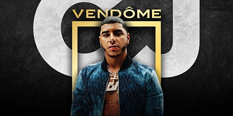 From Staten Island to Miami, CJ Performing live @ Vendôme Miami tickets