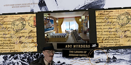ABC Murders: The Legend of Abraham Napoli tickets