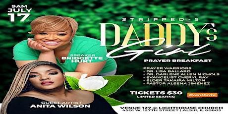 Stripped 5-Daddy's Girl Prayer Breakfast tickets