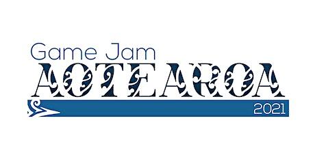 Game Jam Aotearoa 2021 - A Techweek Event biglietti