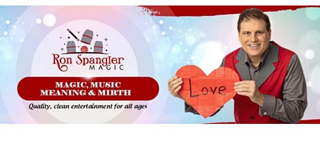 """The """"Life is Magical Show"""" featuring Ron Spangler, Magician tickets"""