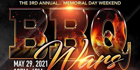 3rd Annual BBQ Wars North vs South Sacramento: The Tie Breaker tickets