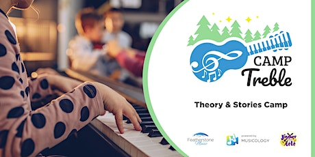 Music Theory & Stories Camp (ages 4 - 7) tickets