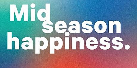 MID SEASON HAPPINESS AT LULULEMON CHAPEL ST tickets