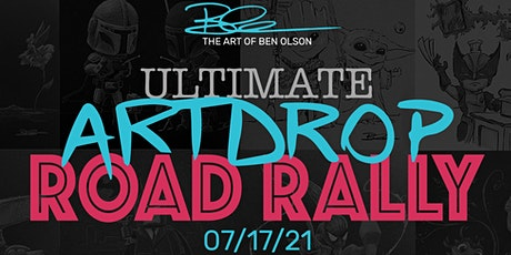 Ultimate ArtDrop Road Rally tickets