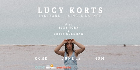 Lucy Korts - SINGLE LAUNCH with Jude York & Cryss Coleman tickets