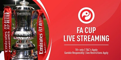 StrEams@!.MaTch FA Cup Final LIVE ON 2021 tickets