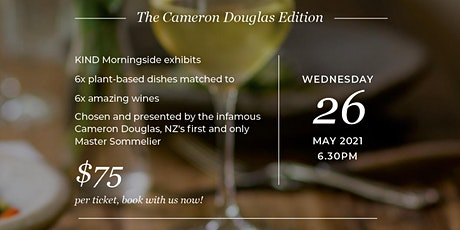 Match Made in Vegan - the Cameron Douglas Edition tickets