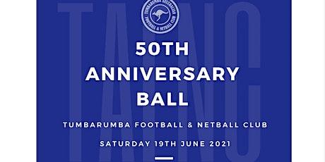 TAFNC 50th Anniversary Ball 2021 tickets
