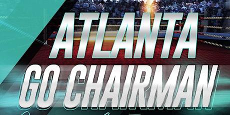Go Chairman Atlanta tickets