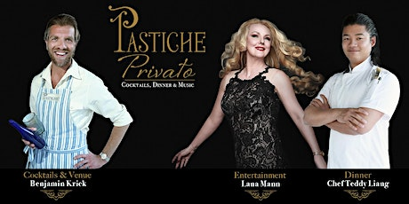 Pastiche Privato - artisan cocktails, dinner bites, and music by Lana Mann tickets