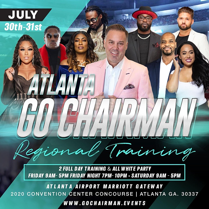 Go Chairman Atlanta image