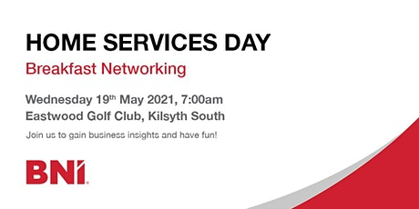Home Services Business Networking Breakfast - May 21 tickets