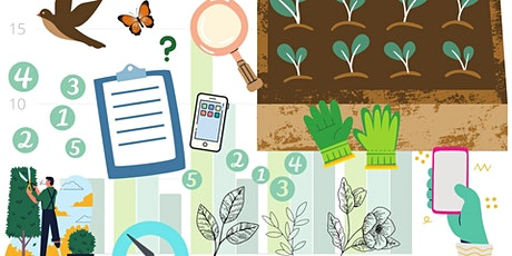Citizen Science in Your Garden tickets