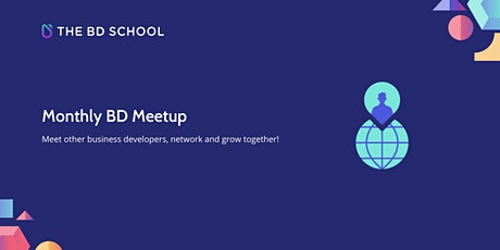 Monthly BD Meetup - The BD School tickets