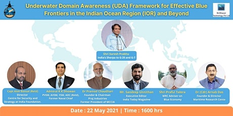 UDA Framework for Effective Blue Frontiers in IOR and Beyond. tickets