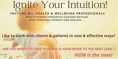 IGNITE YOUR INTUITION tickets