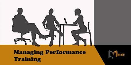 Managing Performance 1 Day Training in San Luis Potosi boletos